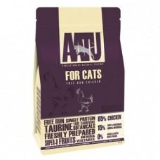 AATU Корм для кошек Курица 85/15 (AATU CAT CHICKEN) ACCAT1   AATU CAT CHICKEN, 1 кг