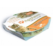 "Applaws Консервы для Кошек ""Сочная Куриная грудка с Уткой"" (Cat Juicy Chicken Breast with Duck) 7001CE-A, 0,06 кг"