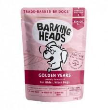 "Barking Heads Консервы Паучи для собак старше 7 лет ""Золотые годы"" (Golden Years 300g) BWSR300 | Golden Years 300g, 0,3 кг"