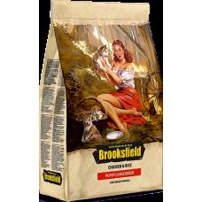 BROOKSFIELD 5651011/310034 Puppy Large Breed Сухой корм для щенков Курица/рис 3кг *4