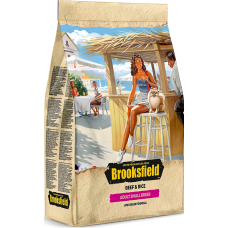 BROOKSFIELD 5651020/310065 Adult Dog Small Breed Сухой корм для взрослых собак мелких пород Говядина/рис 800гр *8