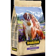 BROOKSFIELD 5651031/310096 Adult Dog Large Breed Сухой корм для взрослых собак крупных пород Курица/рис 3кг *4