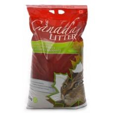 """Canada Litter Канадский комкующийся наполнитель """"Запах на Замке"""", без запаха, 18 кг"""