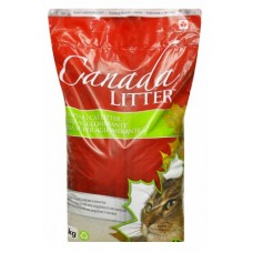 "Canada Litter Канадский комкующийся наполнитель ""Запах на Замке"", аромат лаванды (Scoopable Litter), 18 кг"