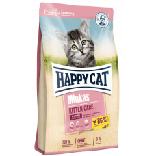 Happy Cat Киттен Минкас для котят - 10 кг