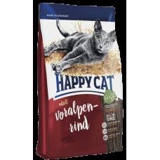 Happy Cat Эдалт (альпийская говядина) ФитВелл - 4 кг