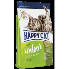 Happy Cat Эдалт ИНДОР (ягненок) ФитВелл - 10 кг