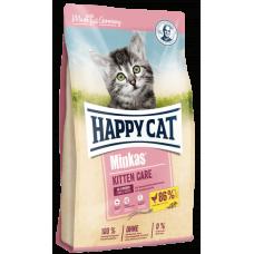 Happy Cat Киттен Минкас для котят - 1,5 кг
