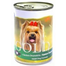 """Nero Gold консервы Консервы для собак """"Куриные бедрышки"""" (Chicken Drumsticks), 1,25 кг"""
