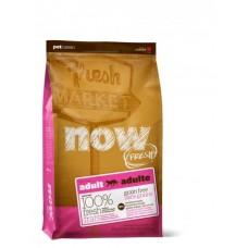 NOW FRESH Беззерновой для Взрослых Кошек с Индейкой, Уткой и овощами (Fresh Grain Free Adult Cat Recipe 31/18), 7,26 кг